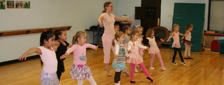 Dance and Tumbling